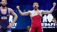 Muğlalı güreşci dünya üçüncüsü oldu