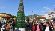 Marmaris'te 1 ay sürecek Yeni Yıl Festivali başladı