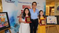 """""""Sualtı Dünyası"""" temalı Resim Yarışması Ödül Töreni yapıldı"""