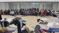 Fethiye'de 117 kaçak göçmen yakalandı
